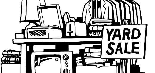 YardSale_VectorGraphicofStuff